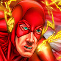 illustration of Fan art of DC Comics The Flash.