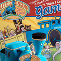 illustration of Penguin Young Readers - Little Engine That Could Packaging System