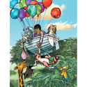 illustration of 2D, Illustration, Character Development, Animals, Humorous, Early Childhood, School Age, Tweens, Teens