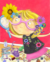 illustration of Animals, Humorous, Sci-Fi / Fantasy, Girls, Early Childhood, School Age, Tweens