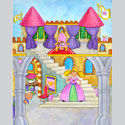 illustration of 2D, Illustration, Character Development, Architecture, Babies, Early Childhood, School Age, Tweens